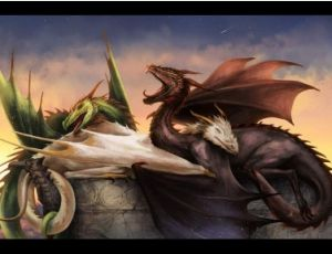 Three Dragons - Fanfare