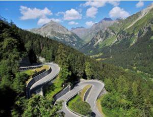 View at the High Mountains - Harmonie