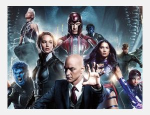 X Men: Apocalypse - End Titles - Fanfare