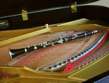 3 Pieces pour Clarinette et Piano