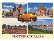 Arcen Variations - Brassband