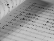 Melodie voor Blaasinstrument