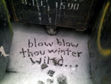 Blow, Blow, Thou Winter Wind - Brassband