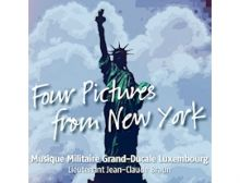 Four Pictures from New York - CD