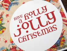 A Holly Jolly Christmas - Harmonie
