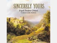 Sincerely Yours - CD