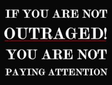 Time for Outrage! - Brassband