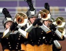 Trombones on Parade - Fanfare