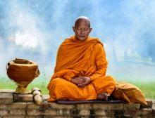 Vieille Prière Bouddhique - Harmonie