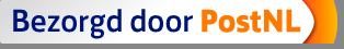 Verzending met PostNL
